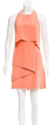 Peter Som Silk Halter Dress