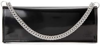 Vetements X Eastpak leather clutch