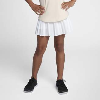 Nike NikeCourt Victory Big Kids' (Girls') Tennis Skirt