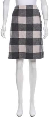 Max Mara Weekend Wool Knee-Length Skirt w/ Tags