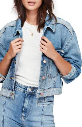 Free People Bedford Crop Jacket