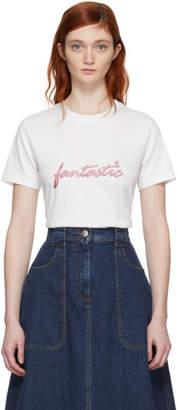 ALEXACHUNG White Fantastic T-Shirt