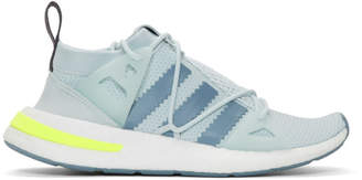 adidas Blue ARKYN W Boost Sneakers