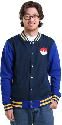 Mighty Fine unisex-adult Pokemon Adult Track Jacket