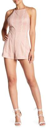 Honeybelle Honey Belle Embroidered Romper