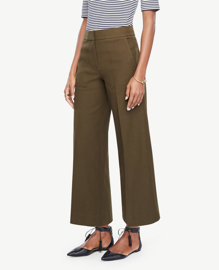 The Wide Leg Marina Pant