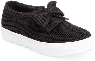 F-Troupe Mesh Bow Slip-On Sneaker