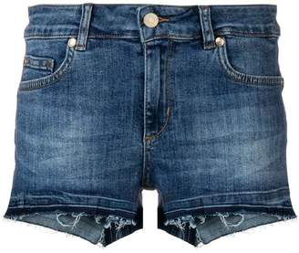 Liu Jo regular denim shorts