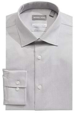 MICHAEL Michael Kors Non-Iron Slim Fit Dress Shirt