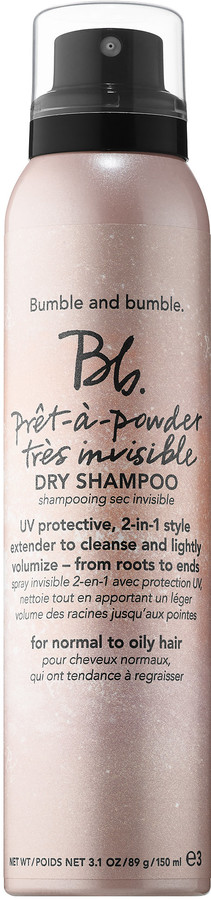 Bumble And Bumble Bumble and bumble - Bb. Pret-a-Powder Tres Invisible Dry Shampoo with French Pink Clay