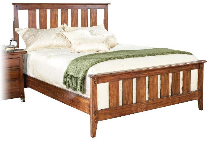 Sutter Creek Panel 3 Pc King Bed