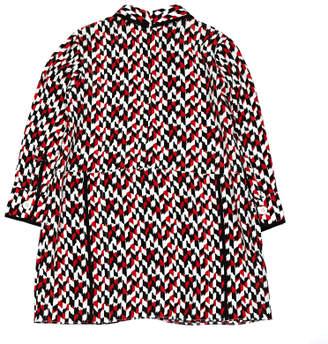 Marni Sale - Ruffled Shirt Dress