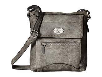 b.ø.c. Carrolton Crossbody Organizer Cross Body Handbags