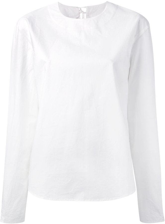 DKNY DKNY long sleeve blouse