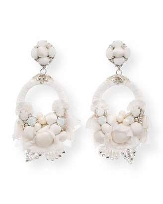 Ranjana Khan Raina Statement Clip-On Earrings