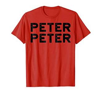 Peter Peter Pumpkin Eater T-Shirt Funny Halloween Gift Shirt