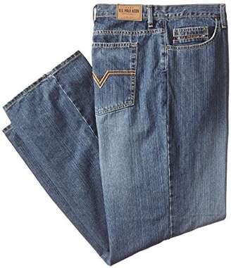 U.S. Polo Assn. Men's Big-Tall Cecil Boot Cut Jean
