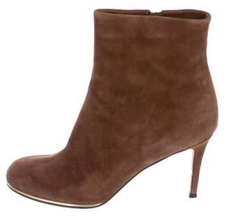 c10dfc1c071 Givenchy Round Toe Ankle Women s Boots - ShopStyle