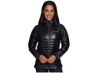 Columbia Platinum Plus 740 TurboDown Hooded Jacket Women's Coat