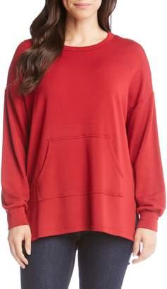 Karen Kane Pocket Sweatshirt