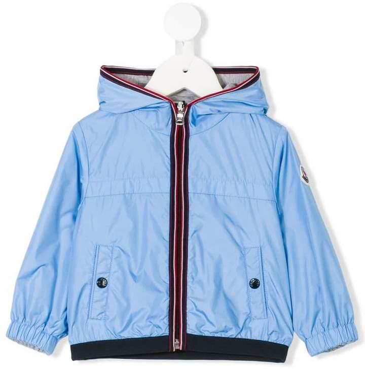 hooded Anton jacket