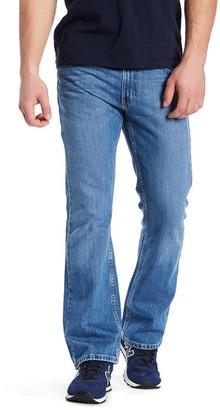 "Levi's 527 Slim Straight Leg Jean - 30-34\"" Inseam $100 thestylecure.com"