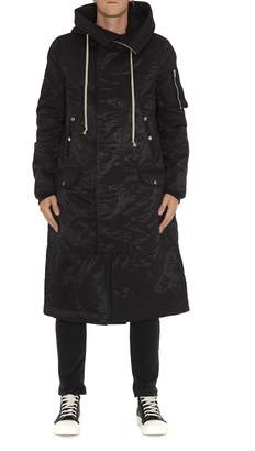 Drkshdw Hooded Long Parka