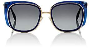 Thierry Lasry Women's Everlasty Sunglasses-Blue