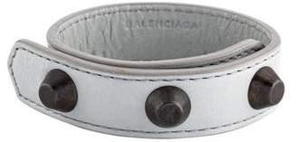Balenciaga Studded Wrap Bracelet