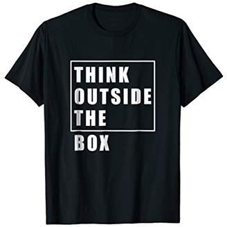 IDEA Think Outside The Box t-shirt | Great tees