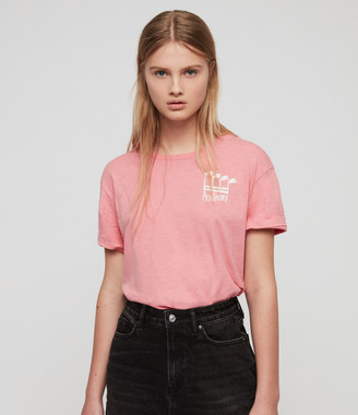 AllSaints Pop Mic T-Shirt