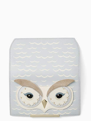 Kate Spade Make it mine owl flap