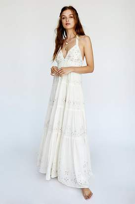 Free People Glitter Me Timbers Gown