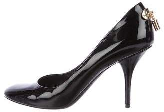 Louis Vuitton Oh Really! Patent Leather Pumps