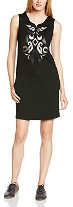 Color Block Women's 4225098 Sleeveless Dress Dress,(Manufacturer Size: Small)