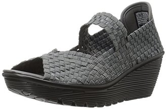Skechers Cali Women's Parallel Midsummer's Weave Platform Sandal $22.48 thestylecure.com