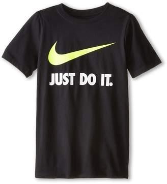 Nike JDI Swoosh Tee Boy's T Shirt