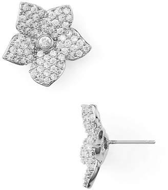 Kate Spade Pave Bloom Stud Earrings