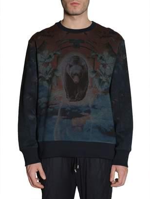 Etro Round Collar Sweatshirt