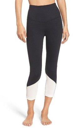 Women's Zella Gemini High Waist Crop Leggings $55 thestylecure.com