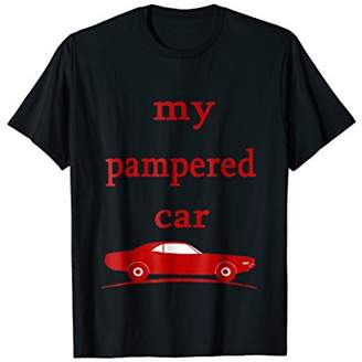 My car T shirt gift for man and woman
