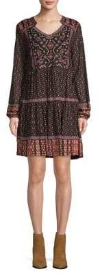 Style&Co. Style & Co. Beaded Shift Dress