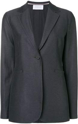 Harris Wharf London single button blazer