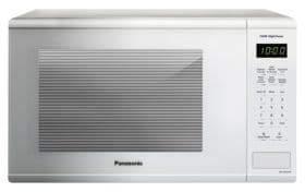 Panasonic 1.3 cu.ft. 1100W Microwave Oven NNSG656W