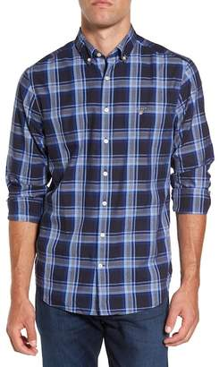 Gant Tech Oxford Plaid Sport Shirt