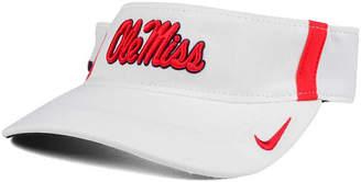 Nike Ole Miss Rebels Sideline Aero Visor