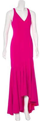 Jay Godfrey Sleeveless Maxi Dress