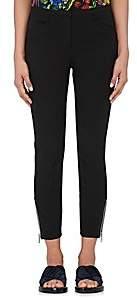 3.1 Phillip Lim Women's Cotton-Blend Ankle-Zip Skinny Pants-Black