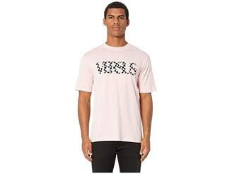 Versace Checkerboard Versus Logo T-Shirt