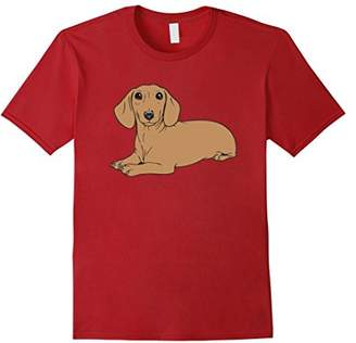 Breed Dachshund Dog T-Shirt Gifts Animal Dogs Fan Lover